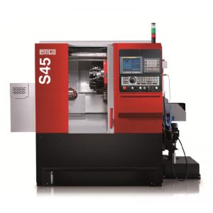 Emco Emcoturn - S45 CNC Lathe Machine
