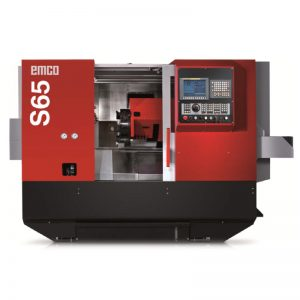 Emco Emcoturn - S65 CNC Lathe Machine