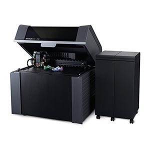 Stratasys J750 3d printers by Emco Group