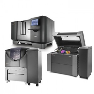 Emco - Objet Connex 3D Printer Range