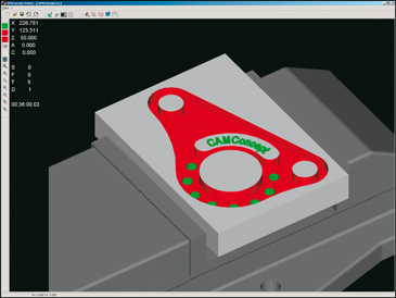 CAMConcept - CAD Programming System for Turning & Milling