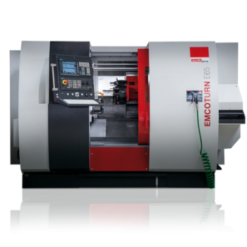 Emcoturn E65 turning machines