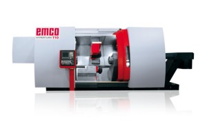 Emco Hyperturn 110 - Combined Milling & Turning Center CNC Machine