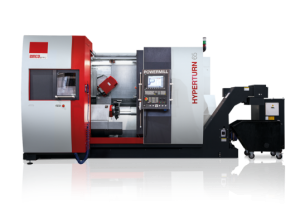 Emco Hyperturn 65 Powermill - Combined Milling & Turning Center CNC Machine