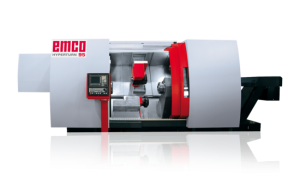 Emco Hyperturn 95 - Combined Milling & Turning Center CNC Machine
