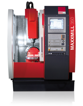 Maxxmill 350 Emco Lathes And Milling Machines For Cnc