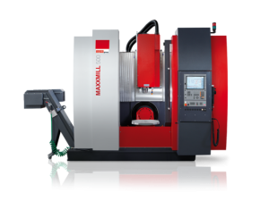 Emco Maxxmill 500 - Industrial & Education 5-Sided Vertical Milling Centers