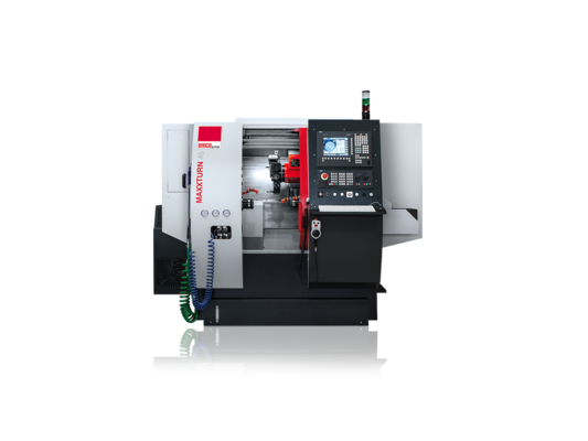 Emco Maxxturn 45 - Efficient, Complex Part Turning & Milling Center / centre