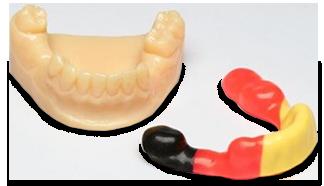 Emco - 3D printing dental material, Polyjet