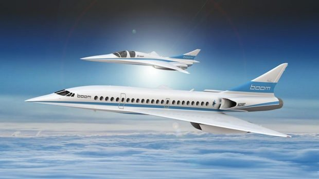 Boom Supersonic Stratasys 2