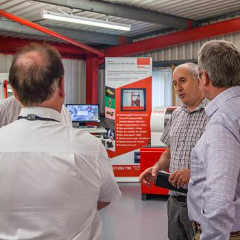 EMCO open day event