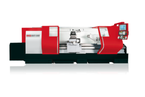 Emco Emcomat E-400 | High Power & Precision Cycle Controlled Lathe