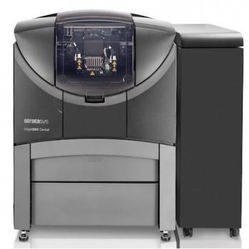 Objet260 Dental 3D Printer