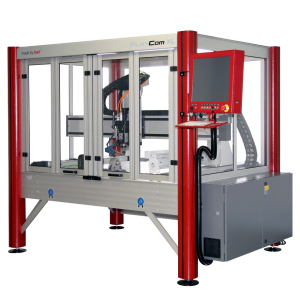 Isel CNC Routers by Emco Group UK, Hampshire