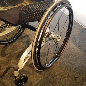 customised lighter wheelchairs