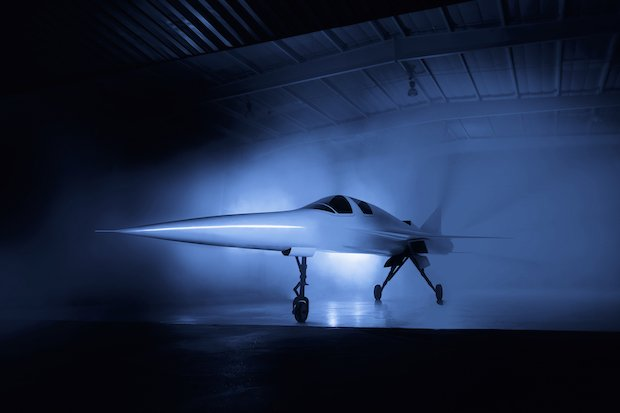 Boom Supersonic Incorporates Metal 3d Printing Into Supersonic